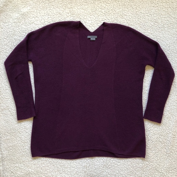 EUC Vince 100% Cashmere Sweater